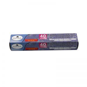 sacos congelados 25x38 pack 40
