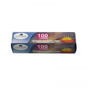 saco sandwich 18x35 pack 100